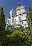 Novospassky monastery 5 Stock Photo