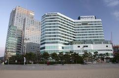 Novotel Busan South Korea Royalty Free Stock Image