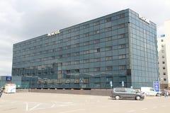 Novotel-Hotel Lizenzfreie Stockbilder