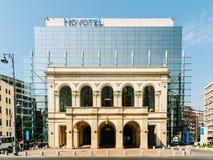 Novotel Hotel In Bucharest Royalty Free Stock Photography