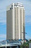 Novotel hotel at Surfers Paradise in Australia. Royalty Free Stock Photos