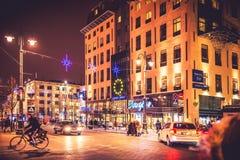 Novotel hotel in Vilnius Stock Photography