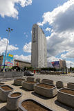 Novotel-Hotel in Warschau Lizenzfreies Stockfoto