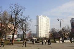 Novotel-Hotel, Warschau, Polen Lizenzfreies Stockfoto