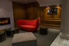 Novotel living room Royalty Free Stock Image