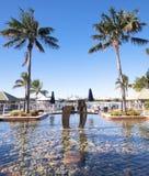 Novotel - station de vacances jumelle des eaux photo stock