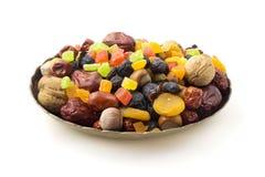 Novruz snacks Stock Photo