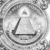 Novus ordo seclorum Stock Photography