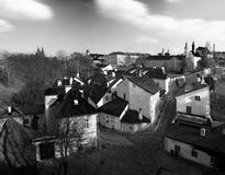 Novy Svet, Prague, Czech Republic Royalty Free Stock Photos