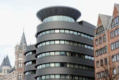 nową ' starą ' architektury Fotografia Stock
