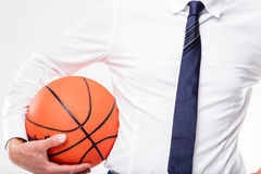 Now it's up to you with this ball Stock Photos
