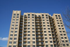 Now for sale. Apartments for sale in Toronto Stock Photography