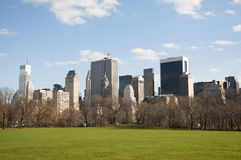 Now York City, Central Park Royalty Free Stock Images