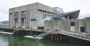 3, 2017 Nowa Anglia akwarium w Boston, BOSTON MASSACHUSETTS, KWIECIEŃ -, - fotografia royalty free