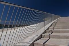 Nowa architektura w Lisbon, Portugalia MAAT Fotografia Royalty Free