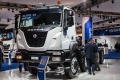 Nowa ASTRA HD9 euro 6 ciężarówka Obraz Stock