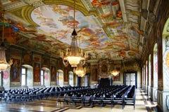 nowa Bamberg siedziba zdjęcie royalty free