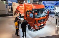 Nowa chińczyka DONGFENG KL ciężarówka Zdjęcia Royalty Free