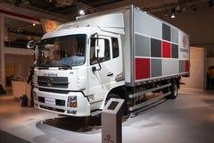 Nowa chińczyka DONGFENG KR ciężarówka Zdjęcia Stock