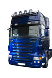 nowa ciężarówka obrazy royalty free