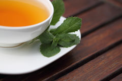 nowa herbata Fotografia Royalty Free