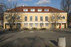 Nowa Huta à Cracovie photo stock