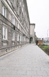 Nowa Huta em Krakow imagem de stock