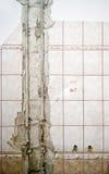 nowa instalacja wodnokanalizacyjna fotografia stock