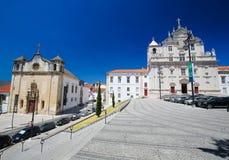 Nowa katedra Coimbra zdjęcia stock