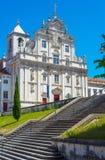 Nowa katedra Coimbra, Se nowa Portugalia Obrazy Stock