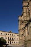 Nowa katedra, Plasencia CÃ ¡ ceres prowincję, Obraz Stock