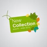 Nowa kolekcja Zdjęcie Stock