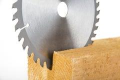 Nowa kurenda zobaczy? ostrza dla drewna lub klingerytu obraz stock