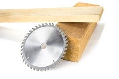 Nowa kurenda zobaczy? ostrza dla drewna lub klingerytu zdjęcie royalty free