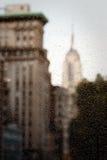 nowa miasto linia horyzontu York Zdjęcia Stock