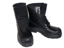 Nowa Praca buty Zdjęcie Stock
