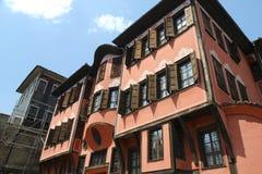 Nowa renesansu domu naprawa obraz royalty free