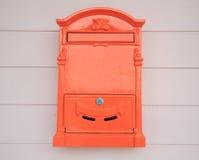Nowa retro skrzynka pocztowa Fotografia Stock