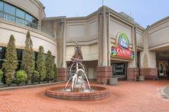Nowa Scotia kasyno w Halifax, Kanada fotografia stock