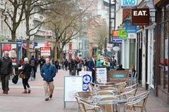 Nowa ulica, Birmingham Obraz Royalty Free
