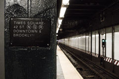 Nowa York miasta życia podróż Zdjęcie Stock