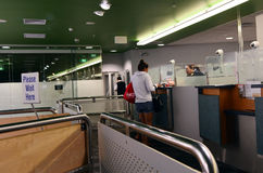 Nowa Zelandia Customs i Rabatowa ochrony usługa Zdjęcie Royalty Free