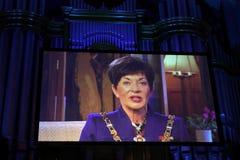 Nowa Zelandia obywatelstwa ceremonia w Auckland Nowa Zelandia Zdjęcie Royalty Free