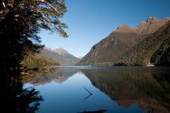 Nowa Zelandia Sceniczny krajobraz Obrazy Royalty Free