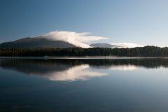 Nowa Zelandia Sceniczny krajobraz Fotografia Stock