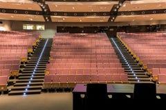 Nowa zgromadzenie sala dla najlepszy uniwersyteta Zdjęcie Royalty Free