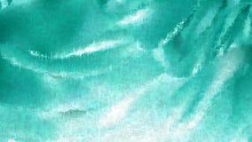 Nowa Zielona Aquarelle tekstura royalty ilustracja