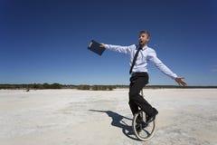 Nowatorski Biznesowy cykl obrazy royalty free