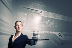 nowatorskie technologie Obraz Stock