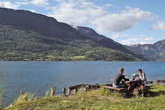Noway, Sognefjord Royalty Free Stock Image
